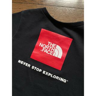 ザノースフェイス(THE NORTH FACE)のノースフェイス   ボックスロゴTシャツ 90(Tシャツ/カットソー)