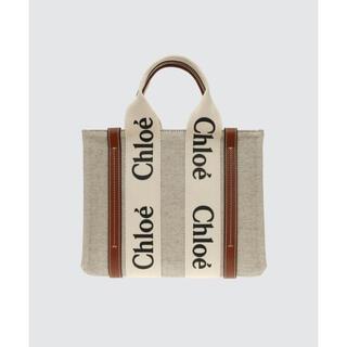 Chloe - Chloe クロエ woody スモールトートバッグ