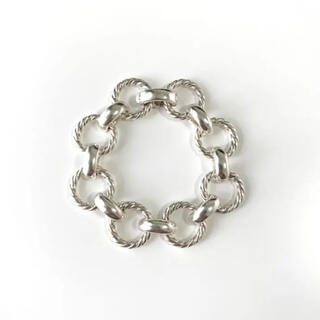 ティファニー(Tiffany & Co.)のVintage Tiffany&co. Twist Link Bracelet(ブレスレット)