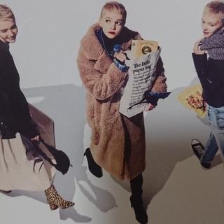 H&M - H&M♡ボアコート