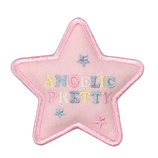 Angelic Pretty - Happy Starクリップ