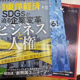 週刊東洋経済&日経ビジネス&戦略経営者(ニュース/総合)
