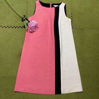 PAULE KA - 美品!ポールカ☆素敵なピンク色ワンピース