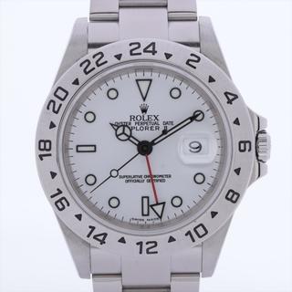 ロレックス(ROLEX)のロレックス エクスプローラーⅡ SS   メンズ 腕時計(腕時計(アナログ))
