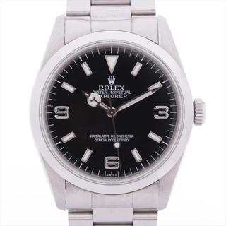ロレックス(ROLEX)のロレックス エクスプローラーⅠ SS   メンズ 腕時計(腕時計(アナログ))