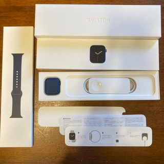 Apple Watch - applewatch6 40mm celluler ブルー