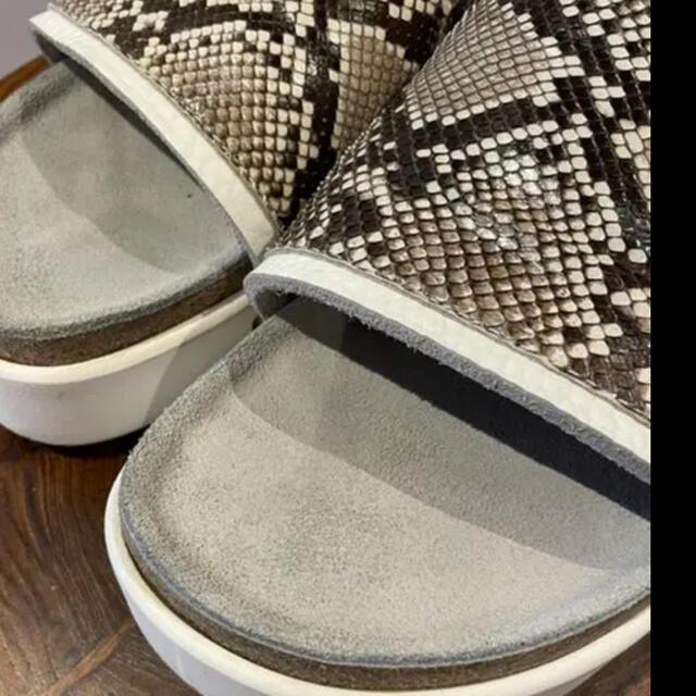 Hender Scheme(エンダースキーマ)のエンダースキーマ Hender Scheme caterpiller 値下げ不可 メンズの靴/シューズ(サンダル)の商品写真