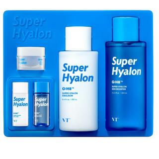 スーパーヒアルロンスキンケアセット vt cosmetics