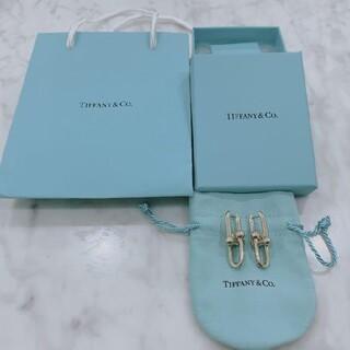 Tiffany & Co. - Tiffany リンクピアス
