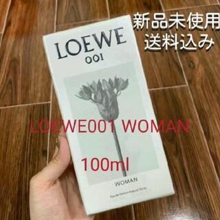 LOEWE ロエベ 001 香水 WOMAN 100ml