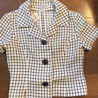 エムズグレイシー(M'S GRACY)のエムズグレーシーレトロシャツ(シャツ/ブラウス(半袖/袖なし))