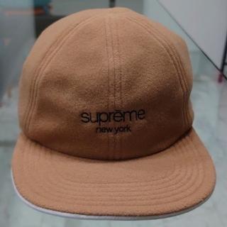 Supreme - シュプリーム Supreme クラシックロゴ リバーシブル 6パネル キャップ