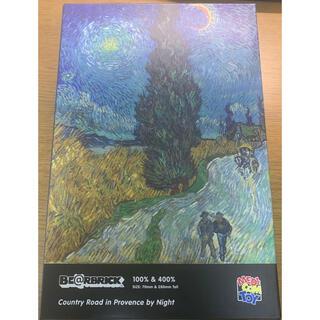 MEDICOM TOY - BE@BRICK ゴッホ展 100/400% Van Gogh