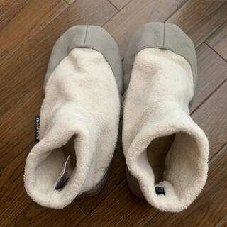 mont bell - モンベル クリマプラス キャンプシューズ 防寒靴下