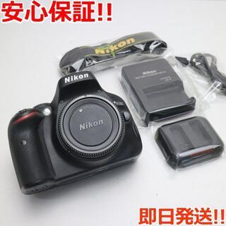 Nikon - 新品同様 Nikon D5100 ブラック ボディ