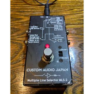 Custom Audio Japan MLS-2  (エフェクター)