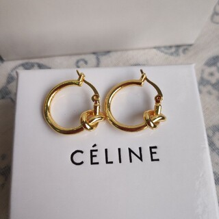 celine - お薦め  セリーヌ ピアス 美品 エレガント