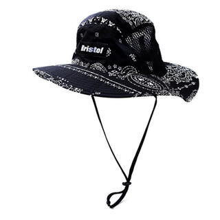 エフシーアールビー(F.C.R.B.)のF.C.Real Bristol SIDE MESH HAT(ハット)