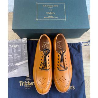 Trickers - 美品 tricker's  M5807 レースアップ ビジネスシューズ