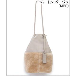 イエナ(IENA)のマルコマージ MARCO MASI 巾着バッグ 2way レザー(ショルダーバッグ)