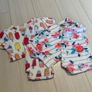 ベビーギャップ(babyGAP)のGAP 半袖パジャマ2着セット(パジャマ)