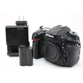 Nikon - No.92002 Nikon D7100 ボディ