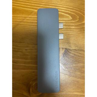 STRENTER USB C ハブ Macbook Air Pro 2020