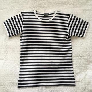 マリメッコ(marimekko)のTasaraita 半袖カットソー(Tシャツ(半袖/袖なし))