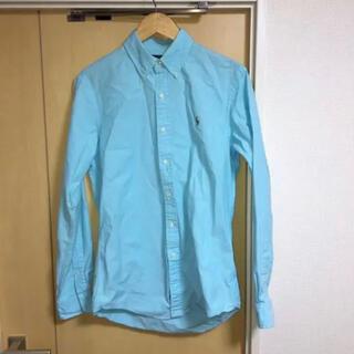 Ralph Lauren - ラルフローレン ワイシャツ ターコイズブルー ハワイ