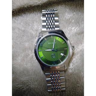 Gucci - GUCCI グッチ Gタイムレス 126 4 メンズ腕時計 クオーツ