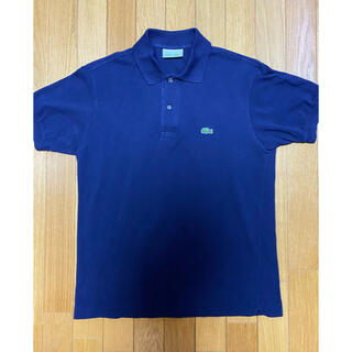 ラコステ(LACOSTE)の【復刻版】フランス製 フレンチ ラコステ ポロシャツ L1212 ネイビー 3(ポロシャツ)