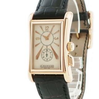 グラハム(GRAHAM)のグラハム  クロノスプリント 2SPAR.S04A.C40B 手巻き メ(腕時計(アナログ))