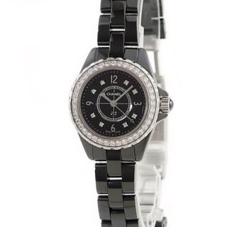 シャネル(CHANEL)のシャネル  J12 H2571 クオーツ レディース 腕時計(腕時計)