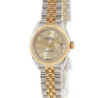 ロレックス(ROLEX)のロレックス  デイトジャスト 279173G 自動巻き レディース 腕時(腕時計)