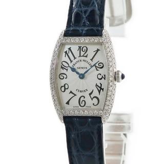 フランクミュラー(FRANCK MULLER)のフランクミュラー  トノウカーベックス 1752QZD クオーツ レディ(腕時計)