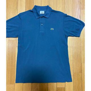 ラコステ(LACOSTE)のフランス国内販売品 フレンチラコステ ポロシャツ L1212 スモークブルー 3(ポロシャツ)