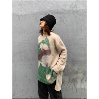 UNDERCOVER - Undercover x VALENTINOコラボ セーター