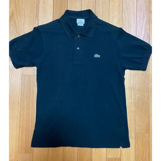 ラコステ(LACOSTE)の【復刻版】フランス製 フレンチ ラコステ ポロシャツ L1212 ブラック 3(ポロシャツ)