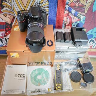 Nikon - NIKON D750 TAMRON 28-300mm F/3.5-6.3