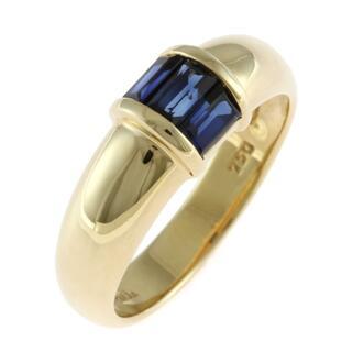 ティファニー(Tiffany & Co.)の【中古】ティファニー TIFFANY&Co. リング・指輪 8号 K18ゴールド(リング(指輪))