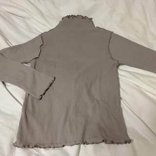 グレイル(GRL)のGRL メロウフリルハイネックトップス(Tシャツ(長袖/七分))