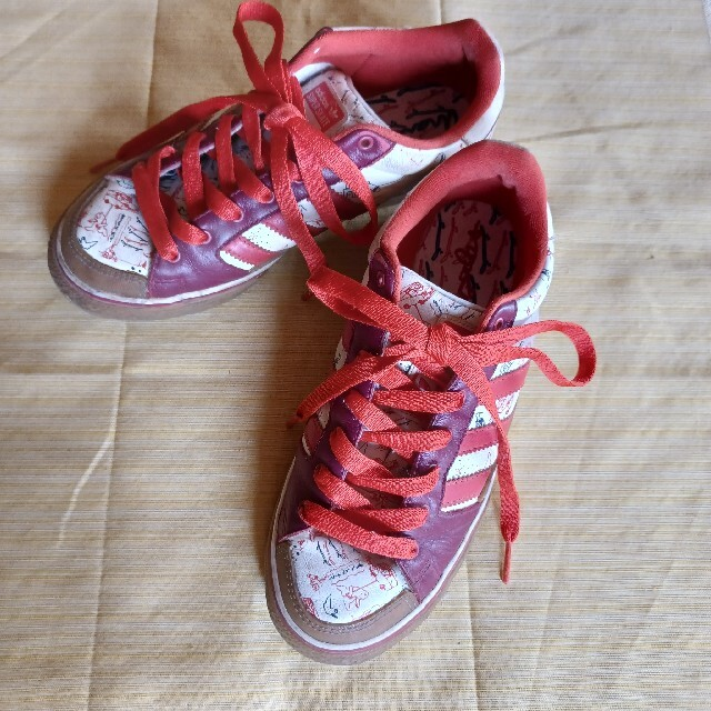 adidas(アディダス)のアディダス SUPER SKATE Mark Gonzales メンズの靴/シューズ(スニーカー)の商品写真