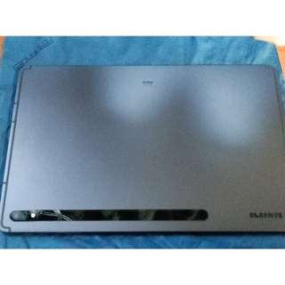SAMSUNG - Galaxy Tab S7+ 8/256GB ブラック SM-T970