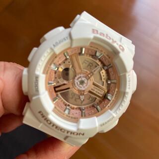 ベビージー(Baby-G)のBABY-G 美品 G-SHOCK  美品(腕時計)