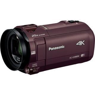 Panasonic - 展示品 HC-VX980M-T Panasonic ビデオカメラ 4K 64GB