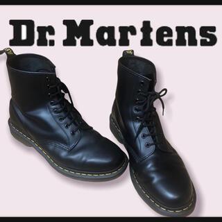 Dr.Martens - 【ドクターマーチン8ホールブーツ】上野店UK10 28.5cm〜29cm 極美品