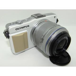 OLYMPUS - ❤️超美品❤️OLYMPUS E-PM2 レンズセットwifi