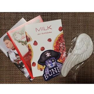 ミルク(MILK)のくま様専用(ヘアブラシ/クシ)