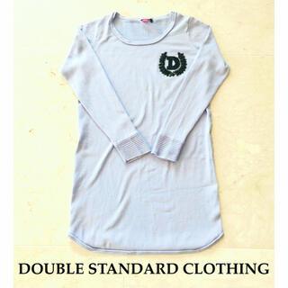 ダブルスタンダードクロージング(DOUBLE STANDARD CLOTHING)のDOUBLE STANDARD CLOTHING ダブスタ ニット チュニック(ニット/セーター)