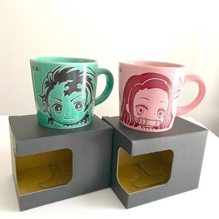 【鬼滅の刃】マグカップ 2個セット 【新品 未使用 箱つき】(その他)